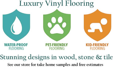 Waterproof Luxury Vinyl Flooring
